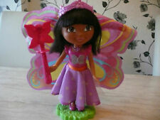 DORA THE EXPLORER DOLLS FAIRY PRINCESS SWIM MERMAID DORA SURPRISE TALKING DOLL
