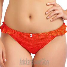 Freya Swimwear Cherish Rio Bikini Brief/Bottoms Orange NEW 3364 Select Size