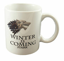 GAME OF THRONES - WINTER IS COMING Coffee Tea Mugs Mug Cup Gift Present