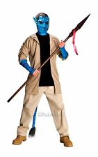 MENS DELUXE JAKE SULLY AVATAR MOVIE NA'VI COSPLAY FANCY DRESS COSTUME OUTFIT