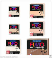 FIMO PROFESSIONAL DOLL ART STAEDTLER panetto 85 gr. COLORI A SCELTA