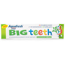 Aquafresh Big Teeth 6 + Years Toothbrush, Toothpaste or Mouthwash