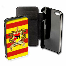 Coque télephone portable Iphone Samsung Black Berry catalan