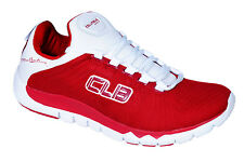 COLUMBUS BRAND MENS HOTSPOT RED CASUAL LACE SPORTS SHOES