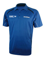 XIOM MANTRA BREATHABLE CUSTOM TABLE TENNIS SHIRT BLUE XXXL