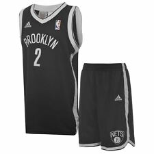Adidas Youth NBA Brooklyn Garnett 2 Nets Replica Basketball Jersey & Short