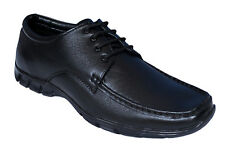 BATA BRAND MENS BLACK LACE FORMAL SHOES 6582