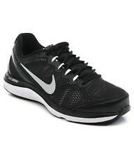 Nike Brand Mens Dual Fusion Black Running Shoes