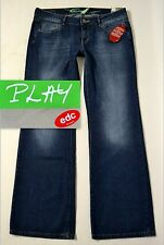 WOW! NEU EDC BY ESPRIT PLAY DENIM JEANS HOSE W27 L34 GR. 34-36 (S)