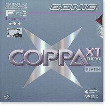 Donic Coppa X 1 Turbo Ping Pong Topping