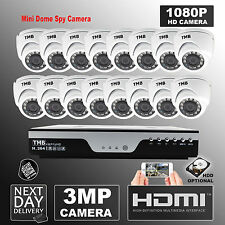 HD System kit 16 channel AHD 4MP DVR CCTV Home Video Camera Home Security DIY