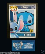 "Funko Disney Pop! Sitting ""STITCH"" Juniors T-Shirt Hot Topic Exclusive Free Ship"