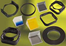 Square Filters Ring Hood Holder Adapter Ring 49 58 62 67 72 77 82 mm For Cokin P