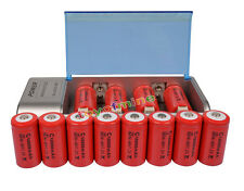 12x C size 1.2V 10000mAh Ni-MH batterie ricaricabili+C/D AA Size Battery Charger