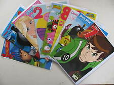 Birthday Cards Characters Happy Thomas Peppa Super Mario Barbie Ben All Ages