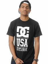 DC Rob Dyrdek Black USA Stack T-Shirt