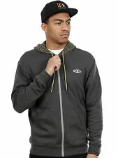 DC Rob Dyrdek Dark Shadow Signature Series Topo Map Zip Hoody