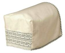 Chair Arm Covers or Chair Backs & 2 or 3 Seater Settee Back Cream, Non Slip wave