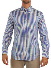 BROOKSFIELD RIGA LARGA BUTTON-DOWN MULTICOLORE 1110 8224 Camicia manica lunga Uo