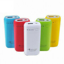 5200mAh Power Bank Portable Rechargeable Charger iPad iPhone Samsung Universal