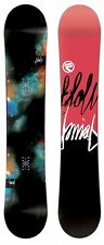Flow Womens Snowboard - Jewel - Rocker, All Mountain Freestyle, Twin - 2015