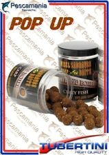 Tubertini boiles 16 mm Pop up boilies carp bait assorted flavors gr. 100
