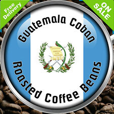 Coffee Beans Guatemala Fresh Roast MEDIUM DARK* Arabica Ground 1kg 500g Espresso
