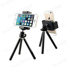 Mini Tripod Stand Holder Mount for Camera Mobile Apple iPhone 7, 6s/6, Samsung