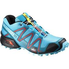 Scarpe TRAIL RUNNING Donna SALOMON SPEEDCROSS 3 W woman Azurin Blue Fog Radiant