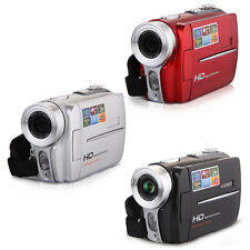 "3,0"" HD 20MP 16x Zoom DIGITAL VIDEO KAMERA CAMCORDER LCD DV Farbwahl"