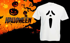 Halloween Scream Wes Craven Movie Top Tee Horror Costume Scary Mens Outfit