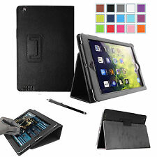 PU Leather Smart Slim Folio Flip Stand Case Cover For iPad Mini &iPad Mini II UK