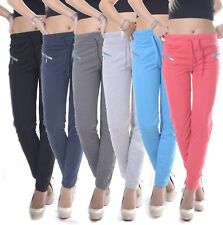 286 Damen Hose Jeggings Treggins Leggings Hose Sport
