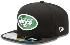 New Era NFL York Jets On Field Cappello 59fifty Basic Fitted Berretto Da Uomo