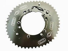 Kit Plateaux  Dual-Oval Shimano 5 branches Sram BB30 Osymetric Rotor Doval