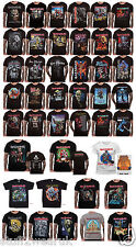 OFFICIAL Iron Maiden T Shirt Book Of Souls Tour Europe Number Of The Beast Eddie