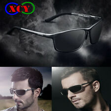 2016 Men HD Polarized Brand Sunglasses Outdoor Driving Fishing Glasses Eyewear
