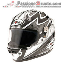 Casco Suomy Vandal Pattern Grey Moto Integrale