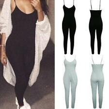 Women Ladies Clubwear Playsuit Bodycon Party Jumpsuit Trousers