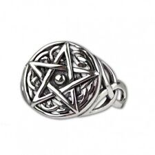 etNox - Ring ''Celtic Pentagram'' 925 Silber