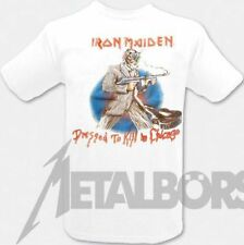"Iron Maiden "" Chicago Event "" T-Shirt 105781 #"
