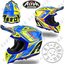 AIROH CASCO OFF ROAD AVIATOR 2.2 BEGIN LUCIDO / GLOSS TAGLIA XS   XL
