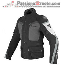 Giacca Dainese Carve Master Gore-Tex Nero Castle-Rock High-Rise Moto Jacket