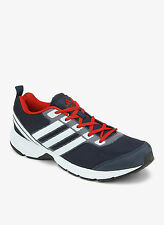 Adidas Brand Mens Pacer Navy,Red Running Sports Shoes
