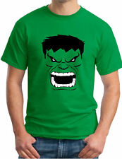 THE VENGADORES HULK MARVEL COMICS SUPERHÉROE CAMISETA DE NIÑOS