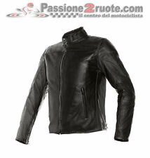 Giacca pelle Dainese Mike nero black Moto leather Jacket
