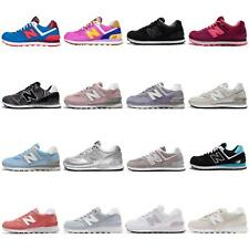 New Balance WL574 B Womens Retro Running Shoes Casual Athlete Sneakers Pick 1