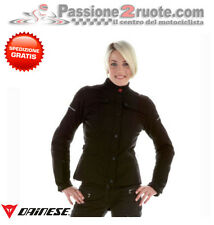 Giacca Donna Dainese Gambler Tex Lady Nero Moto Jacket