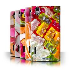 STUFF4 Phone Case/Back Cover for LG Prada 3.0/K2/P940 /Confectionery