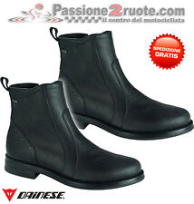 Scarpe Dainese S. Germain Gore-Tex Nero Moto Shoes